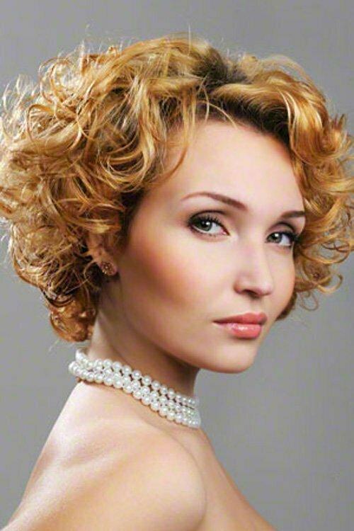 Surprising 30 Best Short Curly Hair Short Hairstyles 2016 2017 Most Hairstyles For Women Draintrainus