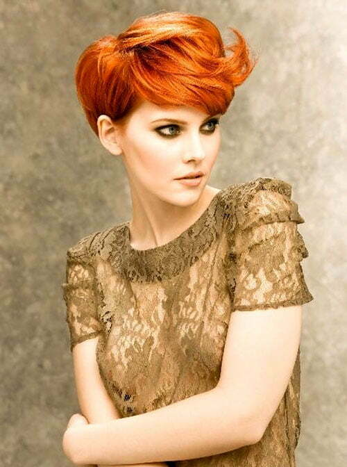 Red hair color ideas for 2013