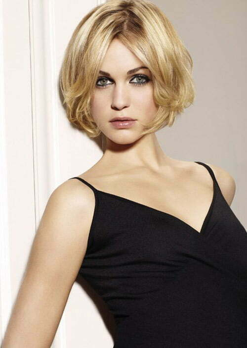 Excellent The 25 Best Cute Short Haircuts Of 2012 Short Hairstyles 2016 Hairstyles For Women Draintrainus