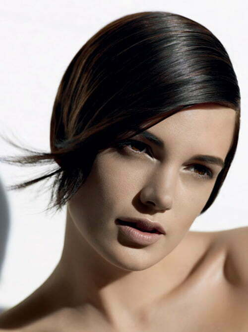 Peachy Latest Short Hairstyles Trends 2012 2013 Short Hairstyles 2016 Hairstyles For Women Draintrainus
