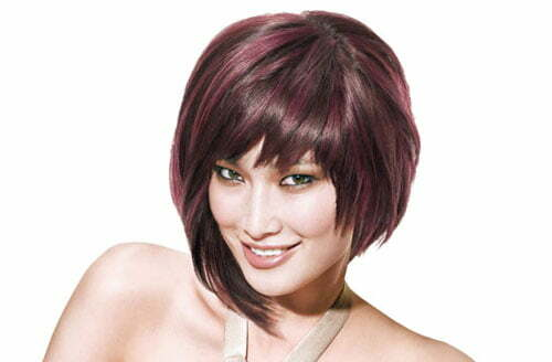 Short hair color ideas pictures