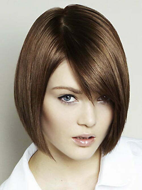 Hairstyle Short Straight Hair