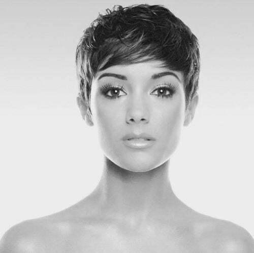 Cute short haircuts for women