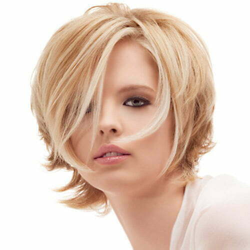 Cute trendy short haircuts women