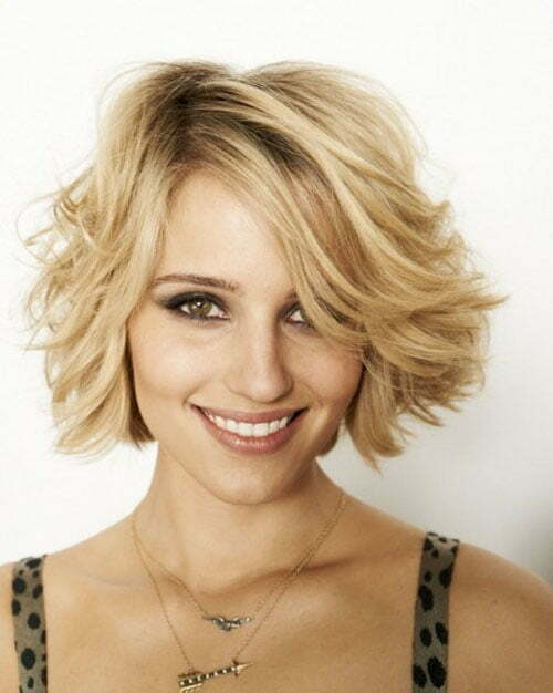 Cute easy hairstyles for short wavy hair