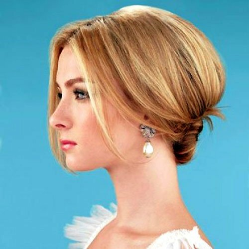 20 Short Wedding Hair Ideas Short Hairstyles 2018 2019 Most