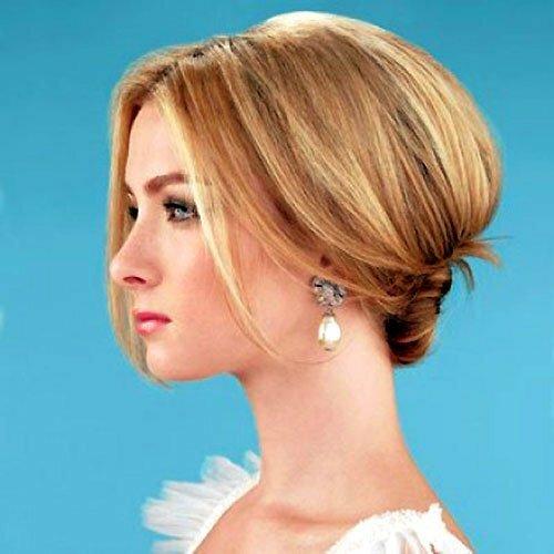 Surprising 20 Short Wedding Hair Ideas Short Hairstyles 2016 2017 Most Short Hairstyles For Black Women Fulllsitofus