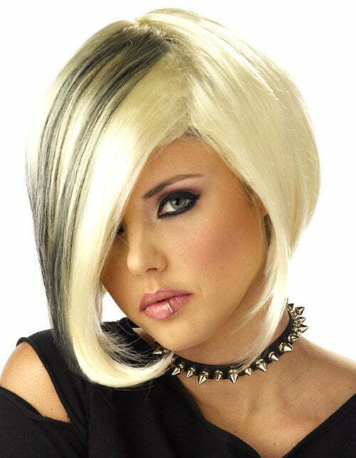 Emo hair color ideas for short hair