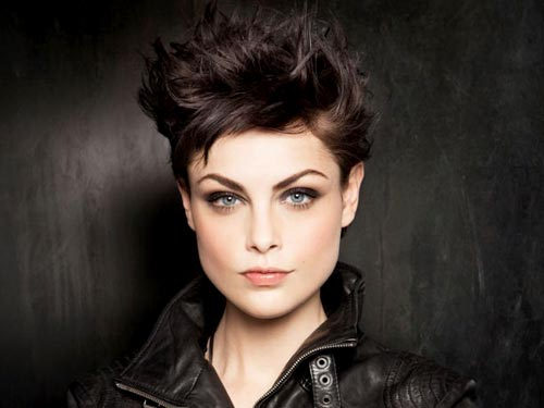 Short hairstyles fall winter 2012