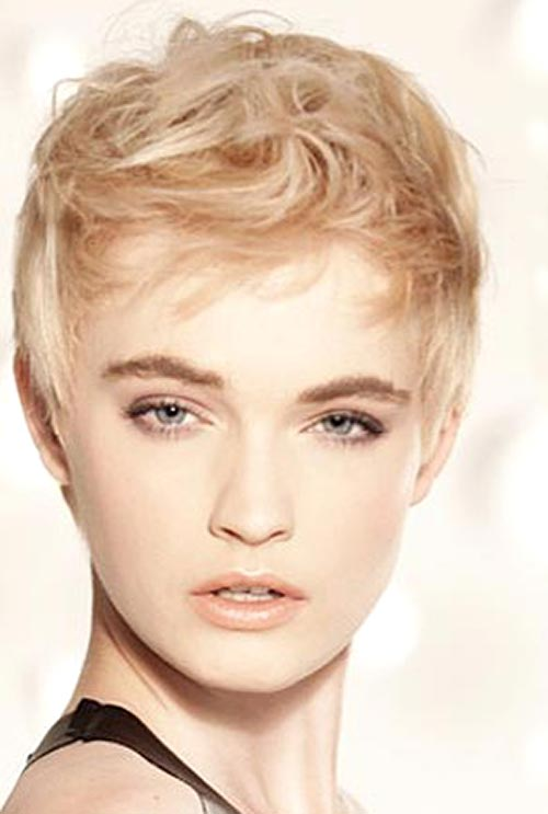 Short hair trends autumn winter 2013