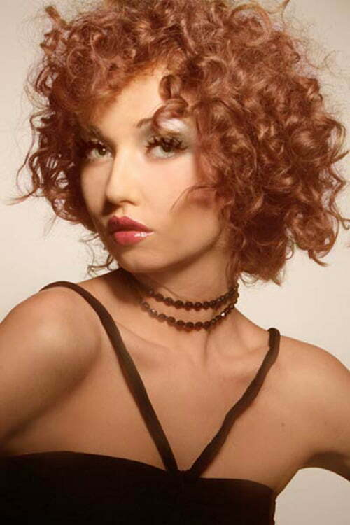 Short Curly Hairstyles 2012 – 2013 Short Hairstyles 2016 2017