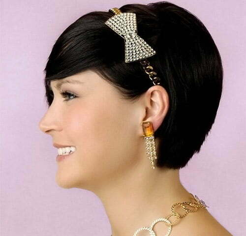 Remarkable 25 Best Wedding Hairstyles For Short Hair 2012 2013 Short Short Hairstyles For Black Women Fulllsitofus