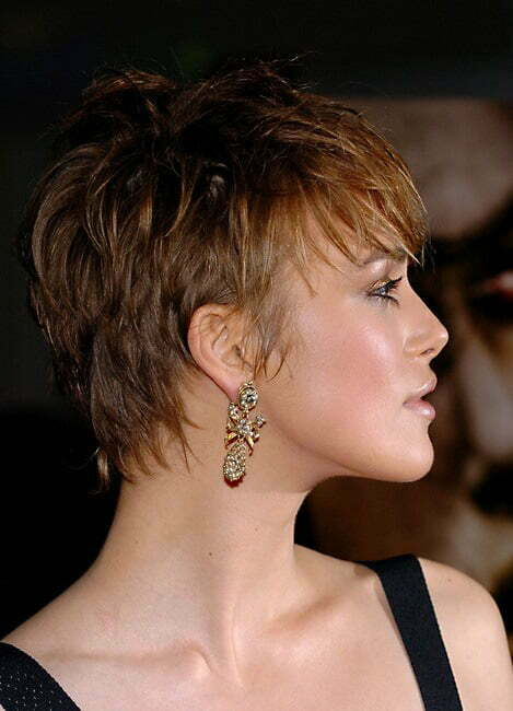 ... . This very short haircut for girls will definitely change your life