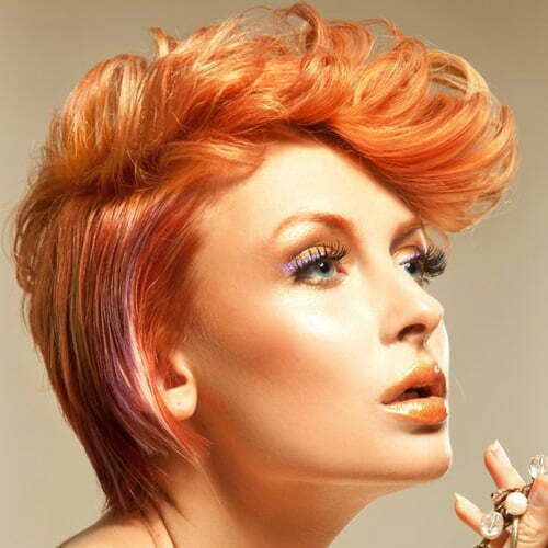 Latest hair color trends for summer 2013