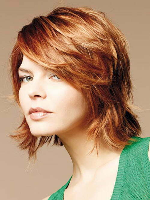 short hair color brown short hairstyles
