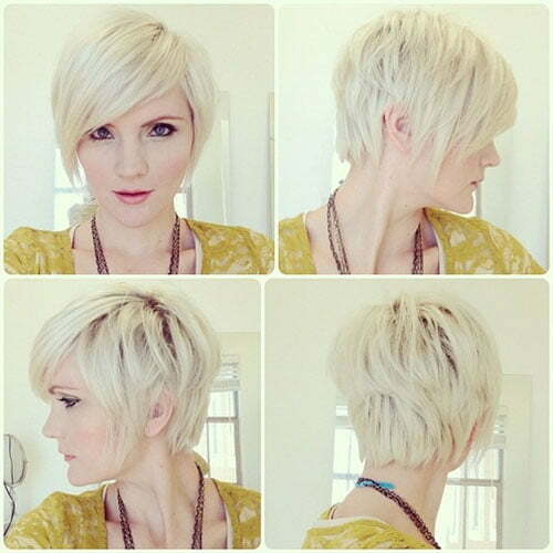 Emma Fitzpatrick can have a pixie haircut now days and she looks