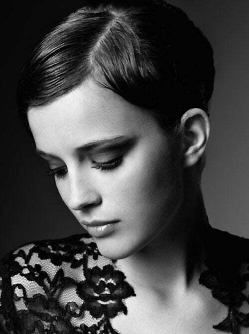 Pixie haircut pictures for women