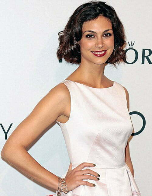 Morena Baccarin short hair pictures