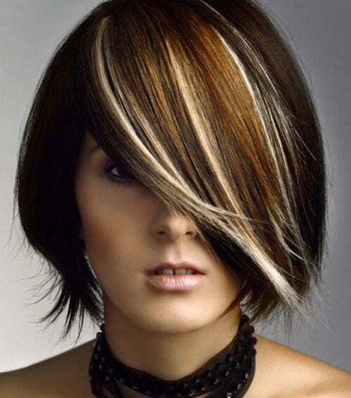 Multi tone hair color ideas pictures