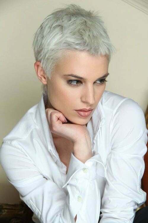 30 Very Short Pixie Haircuts For Women