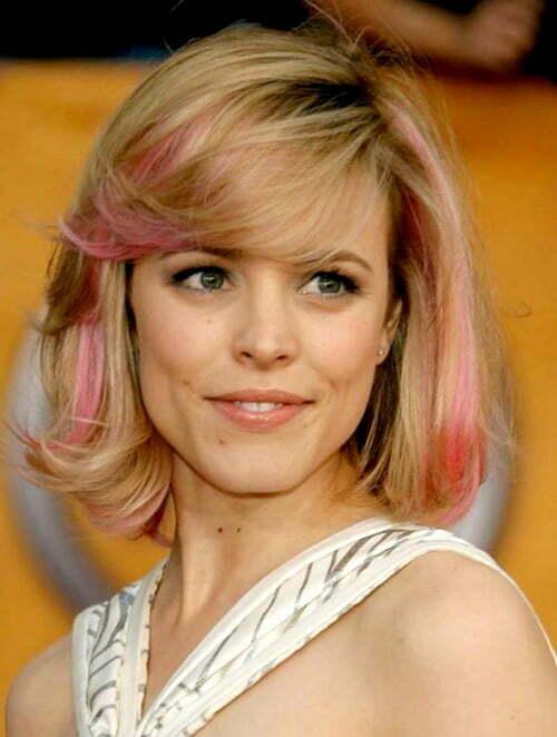 Trendy Short Celebrity Hairstyles
