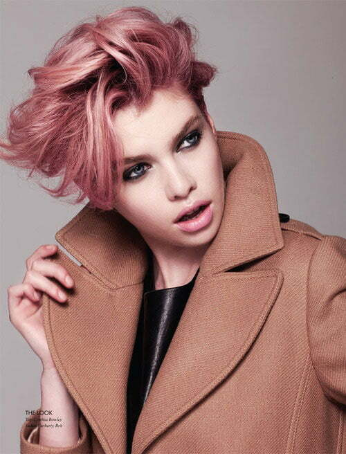 25 Short Hair Color Trends 2012 - 2013   Short Hairstyles ...