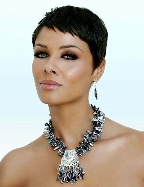 Awesome 25 Pixie Haircuts 2012 2013 Short Hairstyles 2016 2017 Short Hairstyles For Black Women Fulllsitofus