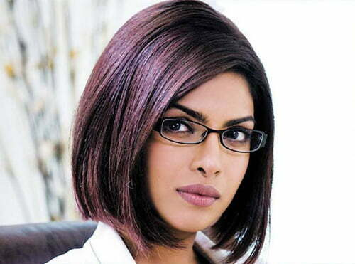 Pictures Of Short Straight Haircuts 2012 – 2013