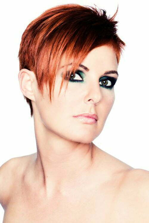 Fabulous Latest Short Hairstyles Trends 2012 2013 Short Hairstyles 2016 Short Hairstyles Gunalazisus