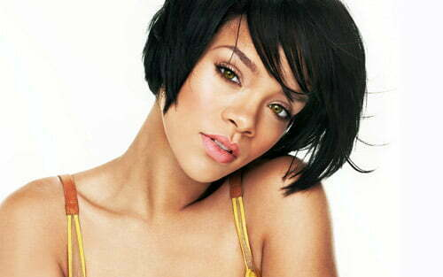 Black short haircuts for black women