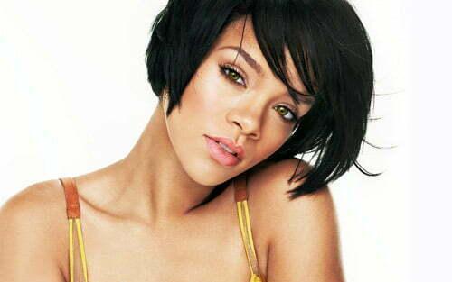 Black short haircuts for black women