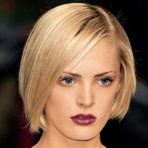 of Short Straight Haircuts 2012 – 2013