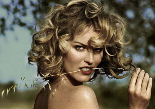 Short Curly Hairstyles 2012 – 2013