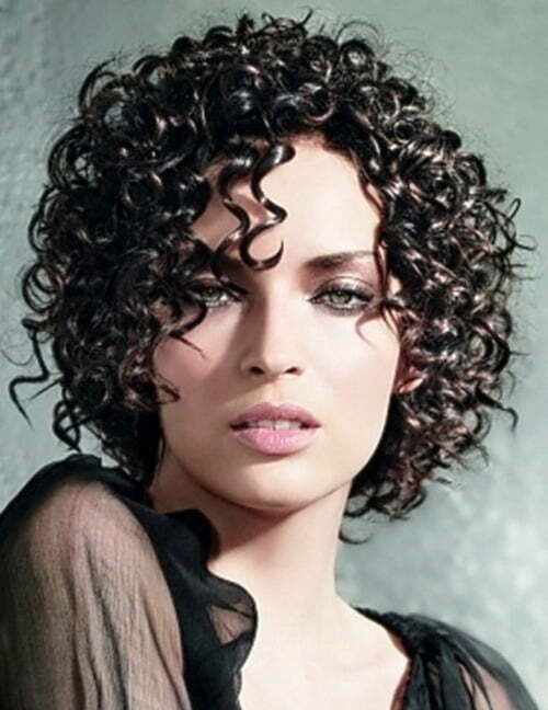 Remarkable Short Curly Hairstyles 2012 2013 Short Hairstyles 2016 2017 Short Hairstyles Gunalazisus