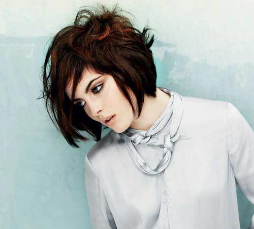 Fall winter 2013 short hair trends