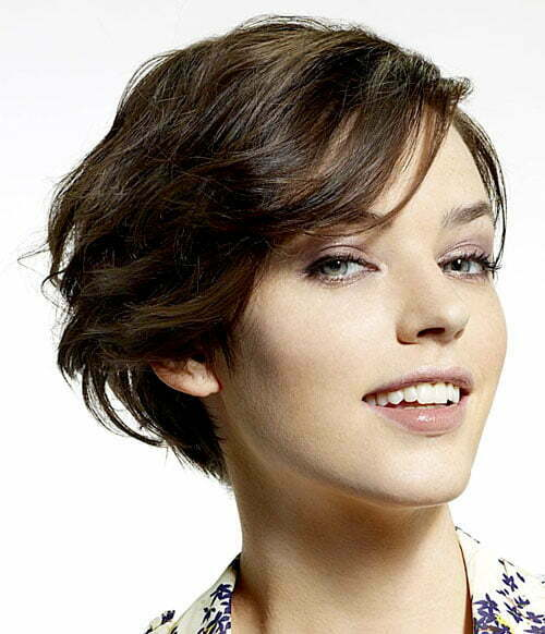 Short layered bob haircuts 2013