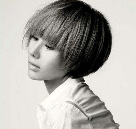 20 Short Straight Hair For Women 2012 2013
