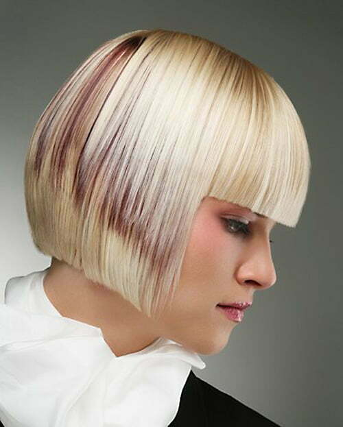 Awesome Short Straight Haircut For Women Short Hairstyles 2016 2017 Hairstyles For Women Draintrainus
