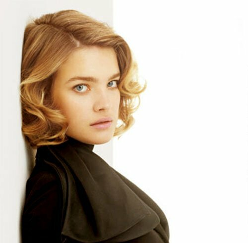 Super short hairstyles for wavy hair