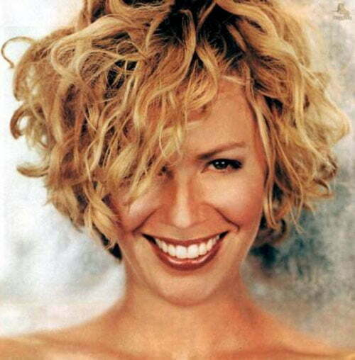 Hairstyles for short wavy hair 2012