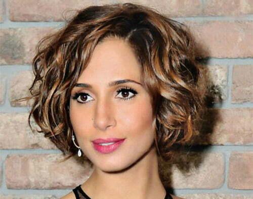 Enjoyable The 20 Best Short Wavy Haircut Short Hairstyles 2016 2017 Hairstyles For Women Draintrainus