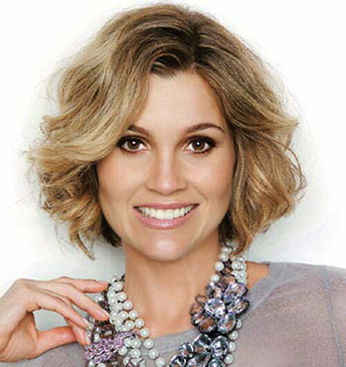 The 20 Best Short Wavy Haircut   2013 Short Haircut for Women