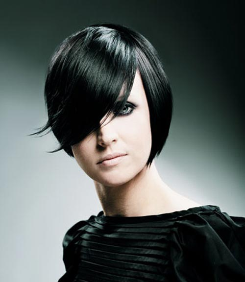 Trendy black hairstyles for 2013