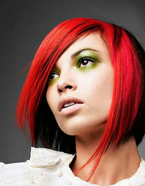 different short haircuts hairstyles trends 2012 2013 2428 | Trendy hair colour 2013