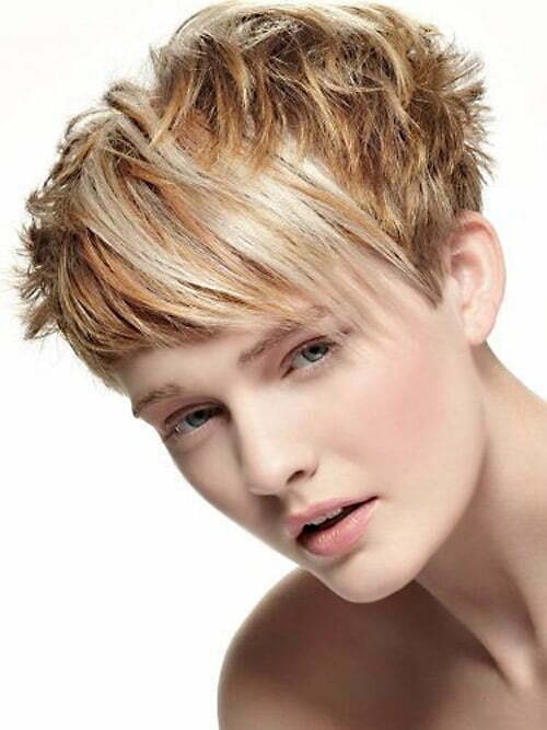 The most fashionable hairstyles 2012