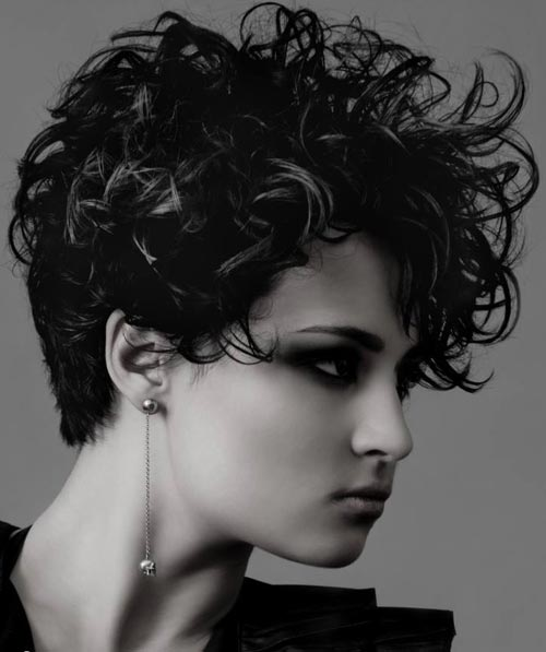 Miraculous 25 Pictures Of Trendy Short Haircuts 2012 2013 Short Hairstyles Hairstyles For Women Draintrainus