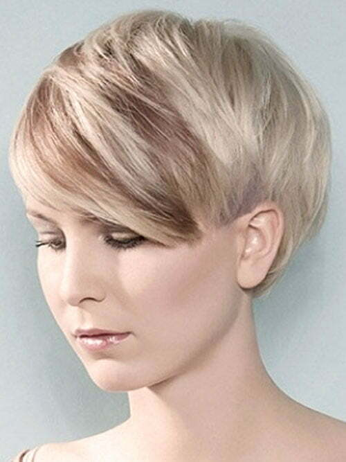Two tone blonde hair pictures
