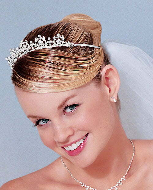 Wedding bridal hairstyles photos
