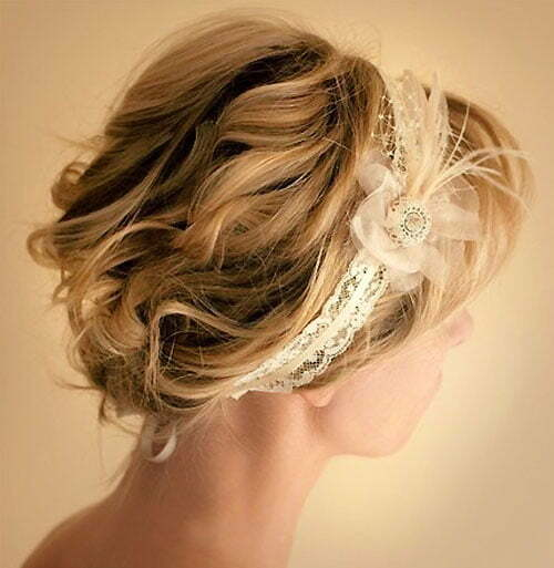 Wedding hair bands accessories