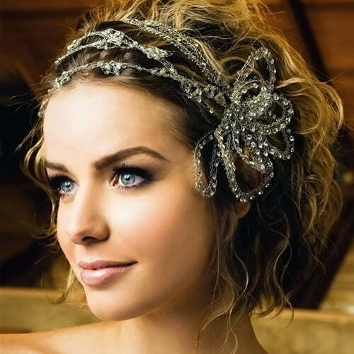 Wedding Hairstyles for Short Hair 2012 - 2013 | Short ...